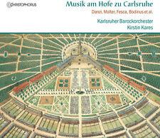 Kaefer / Molter / Bo - Musik Am Hofe Zu Carlsruhe [New CD]