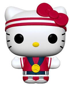 POP SANRIO HELLO KITTY SPORTS GOLD MEDAL HELLO KITTY  FUNKO