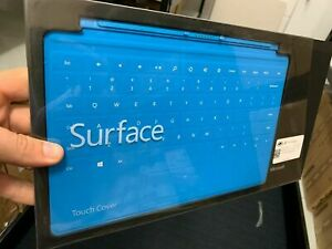 Genuine Microsoft Surface Touch Cover Keyboard Blue Colour N9X-00011 BRAND NEW