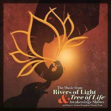 Disney World Rivers of Light Animal Kingdom, NEW CD Release