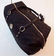 Tommy Hilfiger Quilted Travel Weekender Shoppers Bag