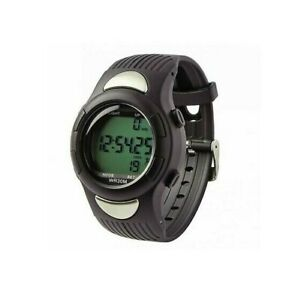 Medline Heart Rate Monitor, Activity Tracker, Watch Black WR30M NEW*