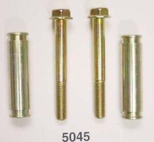 Disc Brake Caliper Guide Pin Kit-Bolt Kit Rear,Front Better Brake 5045