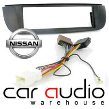 Nissan Almera Tino 2004 - 2006 Car Stereo Radio Fascia Facia & ISO Fitting Kit