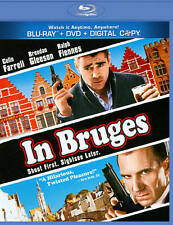 In Bruges (Blu-ray, DVD, 2011, 2-Disc Set) NEW
