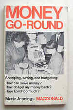 MONEY GO-ROUND 1968 1st ed London Weekend Television vintage consumer rights LWT