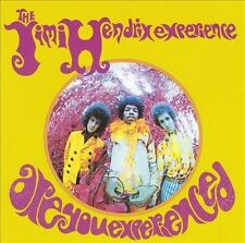JIMI HENDRIX: ARE YOU EXPERIENCED CD! YAMETA REMASTER REPRISE W2-6261! NEAR MINT