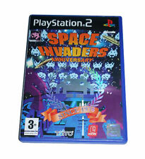 Space Invader Anniversary (Sony PlayStation 2, 2004) - European Version
