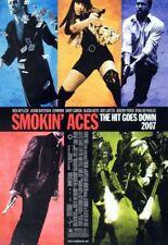 SMOKING ACES- orig 2007 D/S movie poster BEN AFFLECK