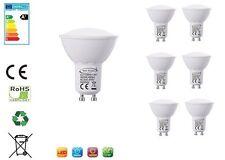 GU10 LED 6Watt Spotlight Bulb Reflector LED Light Bulb Downlight lamp-Angle 36*