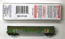 Mtl Micro-Trains 106250 Burlington Northern Bn 577236 Fw Factory Weathered