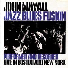 JOHN MAYALL - JAZZ BLUES FUSION - CD SIGILLATO