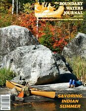 BOUNDARY WATERS JOURNAL FALL 2009