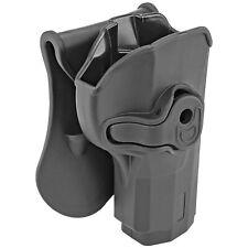 Black Swivel Gun Paddle Holster for Beretta Px4 Storm Model Pistols Right Hand