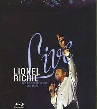 Lionel Richie Live in Paris 0602517813809 Blu-ray Region a