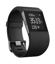 Fitbit Surge Fitness super Watch schwarz klein Armband
