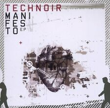 TECHNOIR Manifesto EP CD 2006
