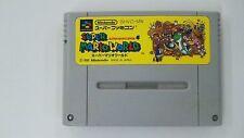 SUPER MARIO WORLD  Nintendo Super Famicom Japanese SFC SNES Japan USED