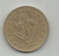 Hungary 20 Twenty Forint Coin 1994 nice circulated