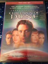 Frank Herberts Children of Dune:TV Miniseries Two-Disc DVD Set Brand New
