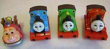 Thomas & Friends-Pullbacks-(4)-Thomas-Percy-James-Revvin' Evan--Vintage