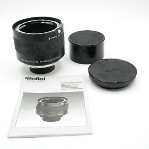 Tele Converter 2x Rolleiflex SL66E /SL66