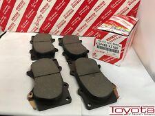 2002-2018 Toy.4Runner Front&Rear Gen.Oem Brake Pads 04465-Az100/04466-Az103