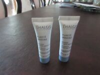Lot of 2 New THALGO Absolute Purifying Mask Masque, 5 ml - 0.17 oz each