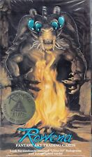 ROWENA 1993 FPG FACTORY SEALED TRADING CARD BOX OF 36 PACKS FANTASY ART FA