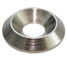 10x rondelles cuvette pleine M6 Ф6.4x18mm H3.3mm DIN4879 acier inox A2