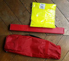 Kit de sécurité NEUF ( gilet + triangle) avec housse
