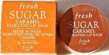 FRESH Sugar Caramel Hydrating Lip Balm, Travel size, 0.07oz / 2g NIB
