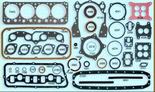 1952, 1953,1954,1955,1956,1957  DeSoto Firedome Hemi Complete Engine Gasket Set