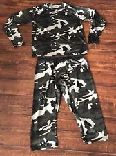 The North Face Flashdry Men's Camouflage  Athletic Mixed Size Set Top M Pants L