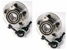 2006-2010 Ford Explorer Front Wheel Hub Bearing Assembly (PAIR)