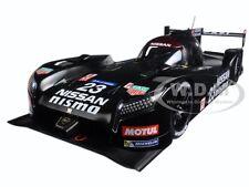 NISSAN GT-R LM NISMO 2015 TEST CAR #23 1/18 MODEL CAR BY AUTOART 81577