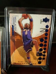 2003-04 Upper Deck Triple Dimensions Kobe Bryant #36