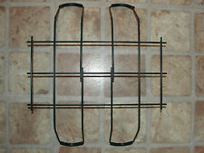 "DIY Tombstone Saddle Frames Supply 12"" Grave Supplies Headstone Cemetery Flowers"