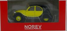Norev 310506 Citroën 2CV Charleston 1982 - Black & Yellow
