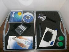 METTLER TOLEDO DENSITO 30PX DENSITY METER WITH SOFTWARE AND CASE MODEL LWE96C70
