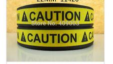 Caution Ribbon 1m long