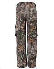 Men's Cargo Pants Realtree EDGE Camoflage Size XL