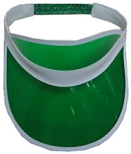 St Patrick Day Unisex Womens Ladies Mens Day Green Visor Hat Type Cap Pack OF 12