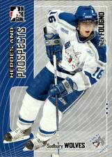 Nick Foligno - 2005-06 In The Game Heroes & Prospects - Card # 280