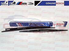 Para BMW 3 Series E36 E46 M3 Original BOSCH LIMPIAPARABRISAS Hoja Frontal Conjunto OEM