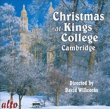 NEW Christmas at King's College, Cambridge (Audio CD)