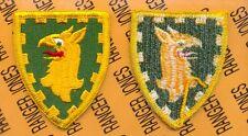 US Army 15th Military Police MP Brigade dress uniform patch