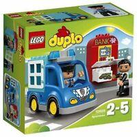 LEGO  DUPLO 10809 auto della polizia