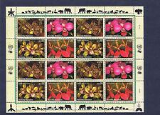 Uno Wien Gefährdete Arten 2005 Nr. 435-438 Kleinbogen einwandfrei postfrisch !!⓱