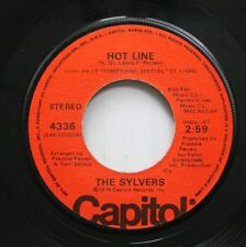 Soul 45 The Sylvers - Hot Line / That'S What Love Is Made Of On Capitol